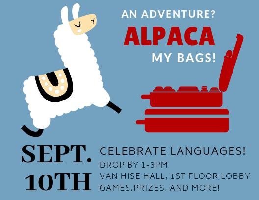 Celebrate Languages Open House