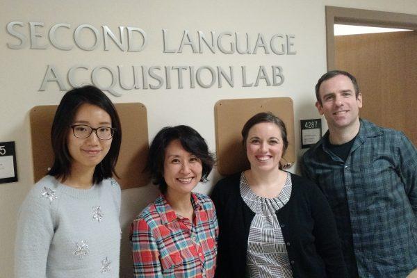 Second Language Acquisition Lab at UW-Madison
