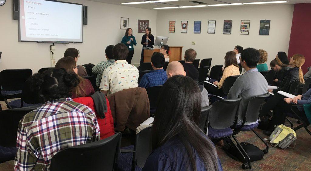 Workshop in General Linguistics 16