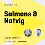 Salmons & Natvig poster