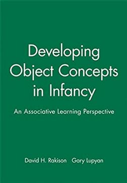 Developing Object Concepts in Infancy book cover