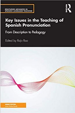 Key Issues in Teaching Spanish Pronunciation book cover
