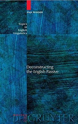Deconstructing the English Passive book cover