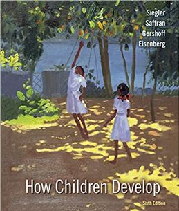 How Children Develop book cover