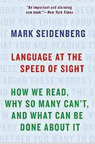Language at the Speed of Sight book cover